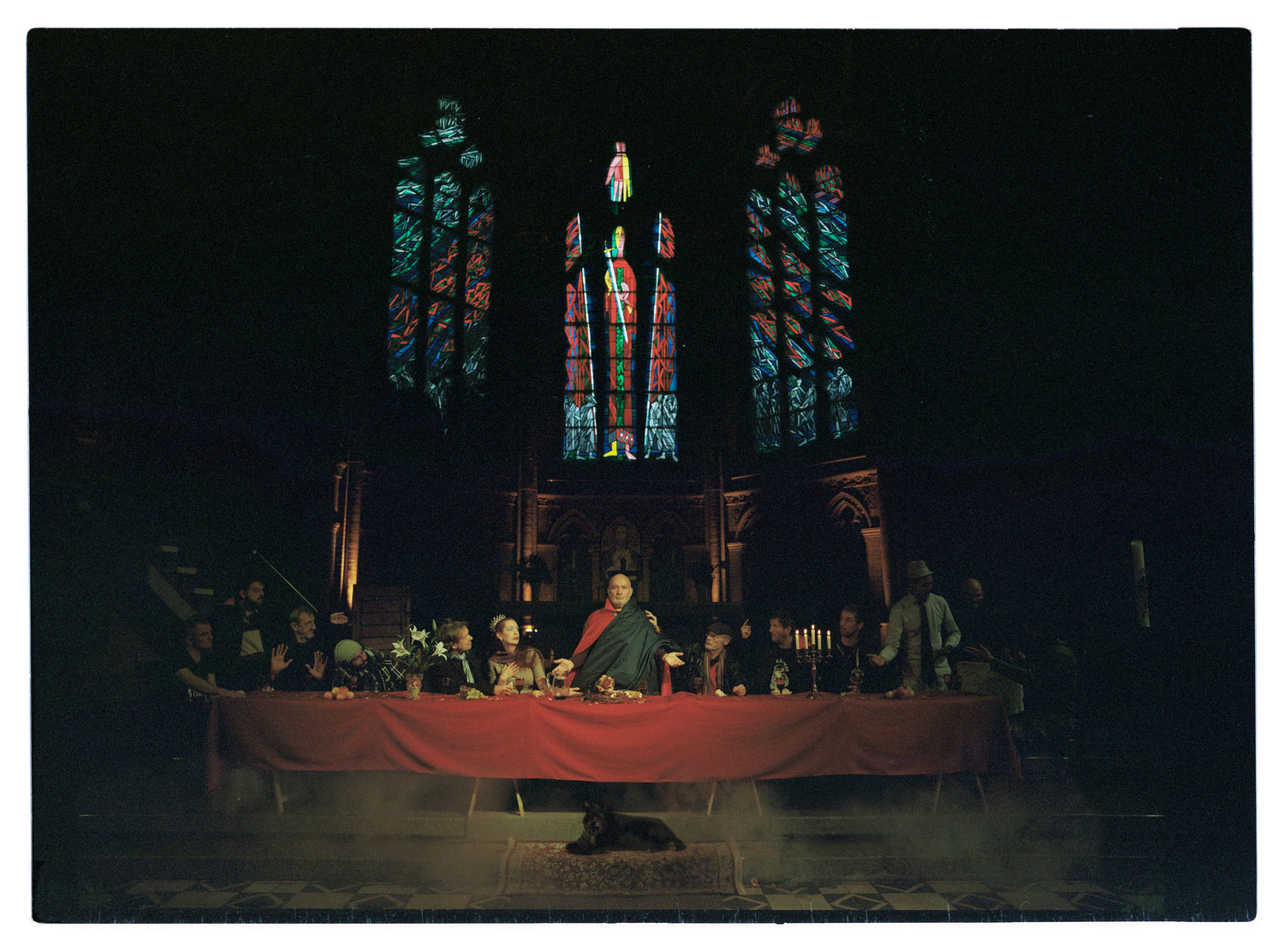 Photo des reinkarnierten Jesus Christus